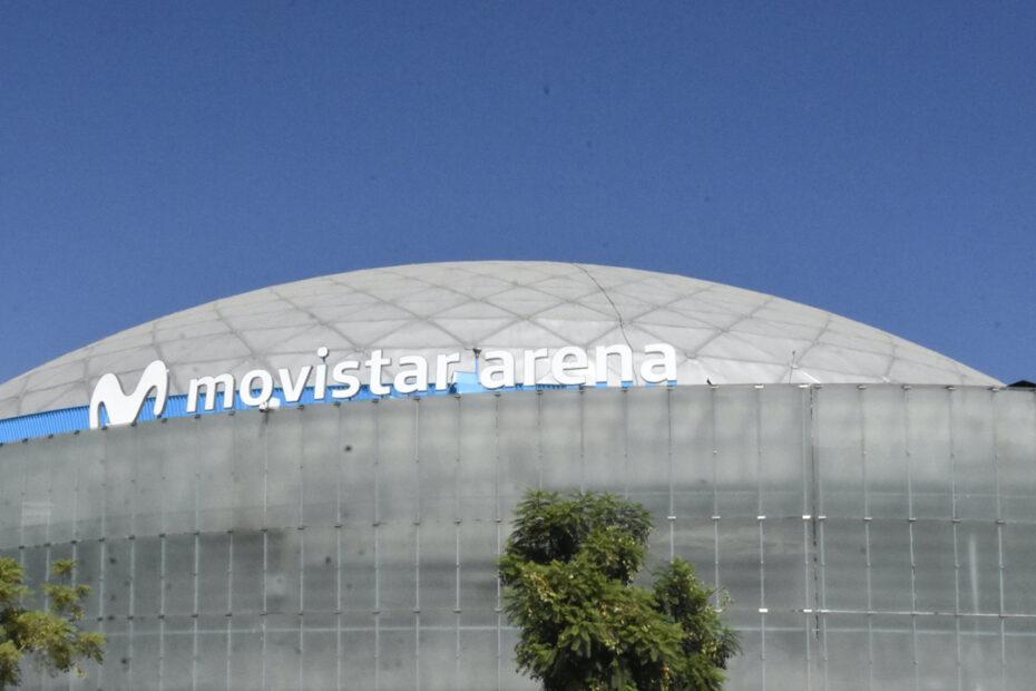 Movistar Arena - Chile