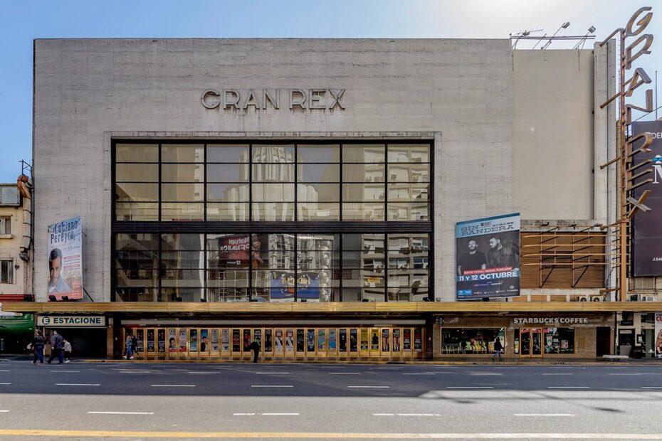 Teatro Gran Rex - Buenos Aires