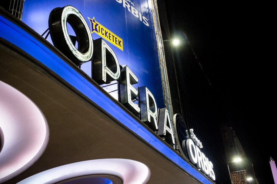 Teatro Ópera - Buenos Aires