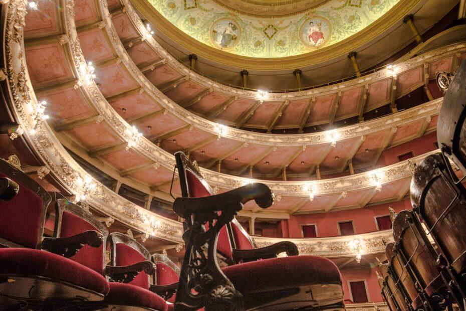 Teatro El Círculo - Rosario